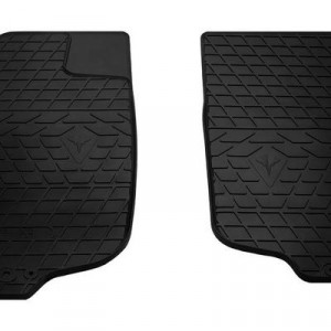 Передние автомобильные резиновые коврики Peugeot 207 2006-