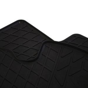 Передние автомобильные резиновые коврики Peugeot Partner 2008-