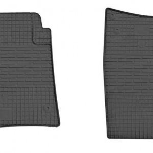 Передние автомобильные резиновые коврики Porsche Cayenne 2010-