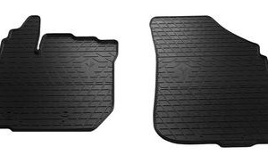 Передние автомобильные резиновые коврики Renault Duster 2015-