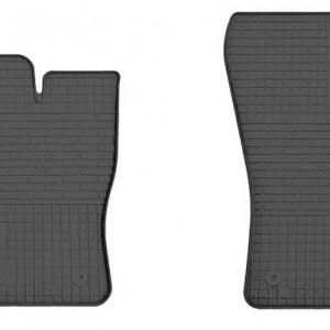 Передние автомобильные резиновые коврики Seat Leon 2012-