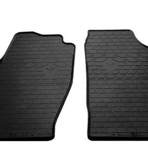 Передние автомобильные резиновые коврики Skoda Fabia I 2000-