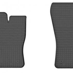 Передние автомобильные резиновые коврики Skoda Octavia III (A7) 2013-