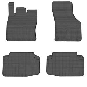 Комплект резиновых ковриков в салон автомобиля Skoda Octavia III (A7) 2013-