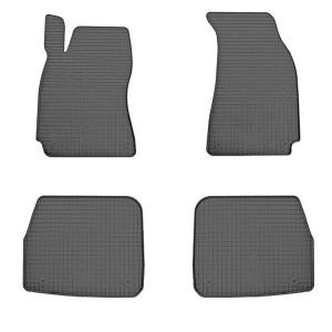 Комплект резиновых ковриков в салон автомобиля Skoda Super B I 2002-2008