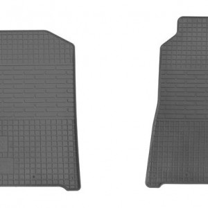 Передние автомобильные резиновые коврики Ssang Yong Korando 2011-