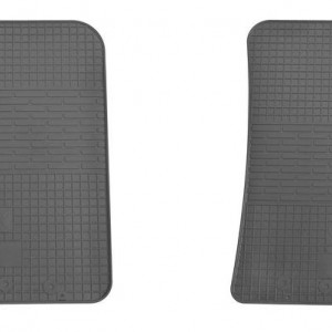 Передние автомобильные резиновые коврики SsangYong Kyron 2006-