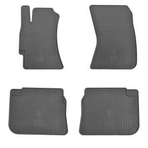 Комплект резиновых ковриков в салон автомобиля Subaru Forester 2008-