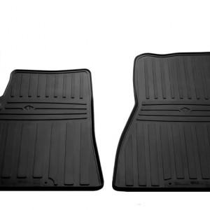 Передние автомобильные резиновые коврики Tesla Model S 2012-