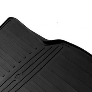Водительский резиновый коврик Tesla Model X 2015- (special design 2017)