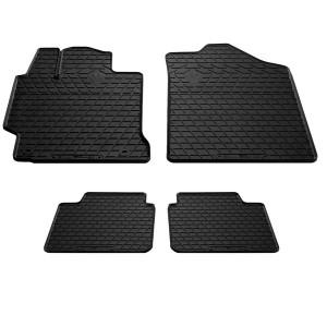 Комплект резиновых ковриков в салон автомобиля Toyota Camry V50 2011-