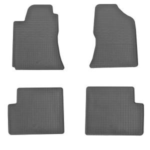 Комплект резиновых ковриков в салон автомобиля Toyota Corolla 2007-