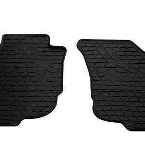Передние автомобильные резиновые коврики Toyota Hilux VII 2004-