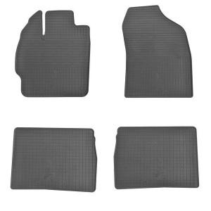Комплект резиновых ковриков в салон автомобиля Toyota Prius