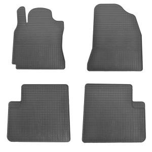 Комплект резиновых ковриков в салон автомобиля Toyota RAV 4 2012-