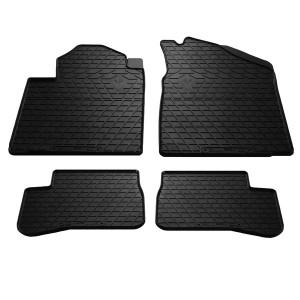 Комплект резиновых ковриков в салон автомобиля Toyota Venza 2008-