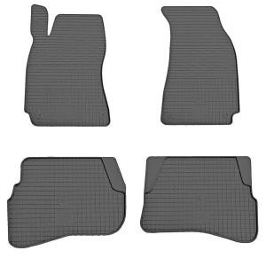 Комплект резиновых ковриков в салон автомобиля VW Passat B5 1997-2005