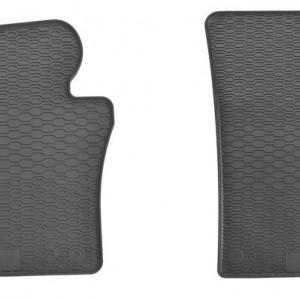 Передние автомобильные резиновые коврики Volkswagen Passat B6 2005- EUROSIZE