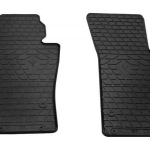 Передние автомобильные резиновые коврики Volkswagen Passat B7 2011-