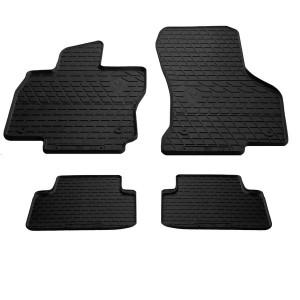 Комплект резиновых ковриков в салон автомобиля Volkswagen Passat B8