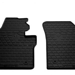 Передние автомобильные резиновые коврики Volkswagen Touran II 2010-