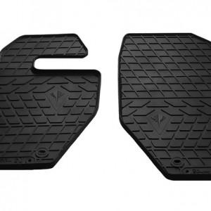 Передние автомобильные резиновые коврики Volvo XC60 2008-