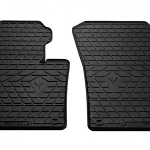 Передние автомобильные резиновые коврики Volvo XC90 2015-