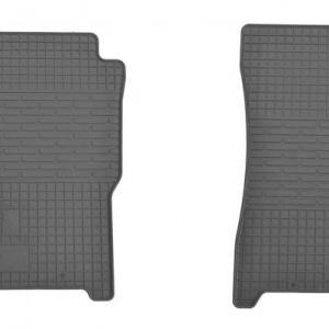 Передние автомобильные резиновые коврики ZAZ Forza 2011-