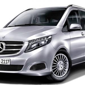 Mercedes Benz W447 Vito