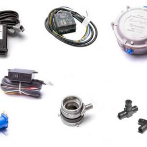 Мини-комплект ГБО 2 поколения (редуктор Torelli). Инжектор