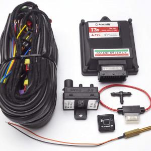 Электроника Torelli T3s (Autronic) 4 цил. с проводкой
