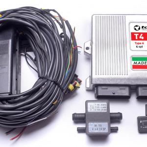 Электроника Torelli T4 непосредственный впрыск (Autronic) 4 цил. с проводкой