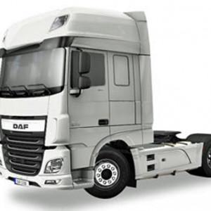 Truck DAF XF (EURO 6)