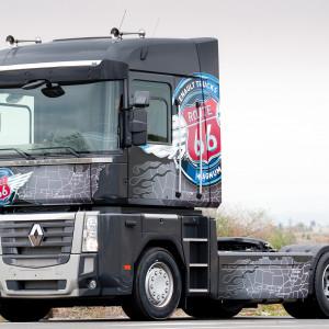 Truck Renault Magnum