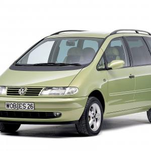 Volkswagen Sharan 1995-