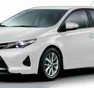 Toyota Auris (E180)