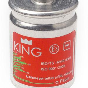 Фильтр тонкой очистки KING 12х12