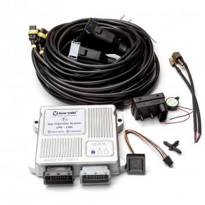 Электроника Torelli T1 (Autronic) 4 цил. с проводкой