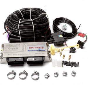 Электроника Stag 300 ISA2 на 6 цилиндров с проводкой
