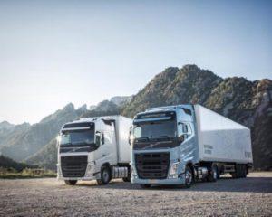Компания Volvo будет устанавливать на свои новые тягачи газобаллонное оборудование