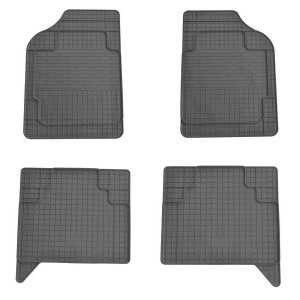 Комплект универсальных резиновых ковриков в салон автомобиля Element
