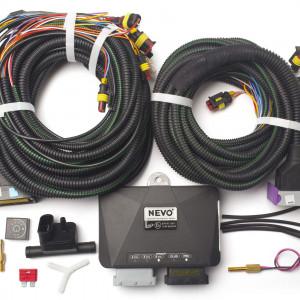 Электроника KME Nevo Plus 8 цил. c проводкой, без датчика уровня газа