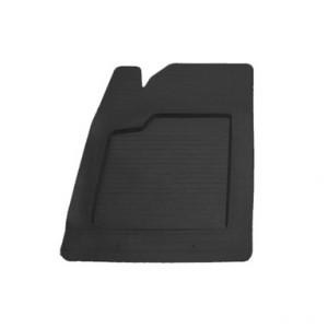 Водительский автомобильный универсальный резиновый коврик UNI Practic