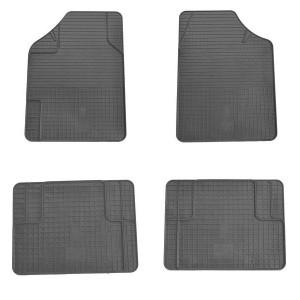 Комплект универсальных резиновых ковриков в салон автомобиля Variant