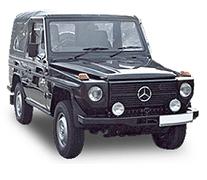 Mercedes W460 G