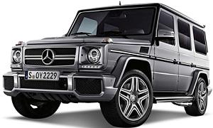 Mercedes W463 G