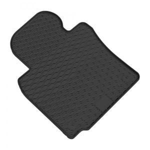 Водительский резиновый коврик Seat Toledo III 2004- (1020144 ПЛ)