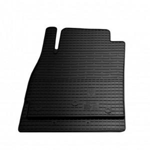 Водительский резиновый коврик Chevrolet Cruze 2009- (1002024 ПЛ)