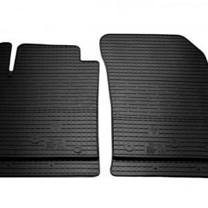 Передние автомобильные резиновые коврики Chevrolet Cruze 2016- (1002022)