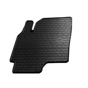 Водительский резиновый коврик Chevrolet Epica 2006-2012 (1002034 ПЛ)